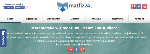 strona matfiz24.pl