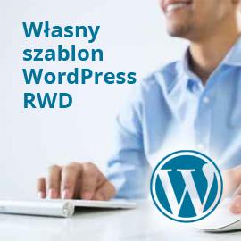 własny szablon wordpress rwd przyjazny wyszukiwarkom