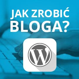 kurs jak zrobić bloga WordPress