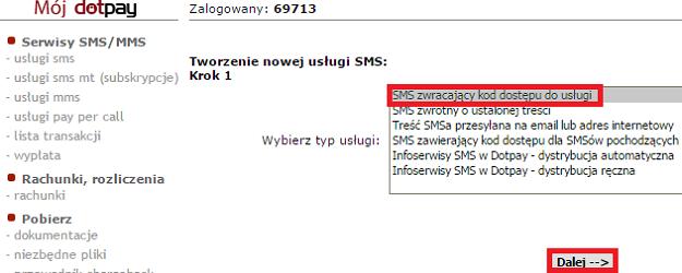 sms-zwracajacy-kod-dostepu-do-uslugi