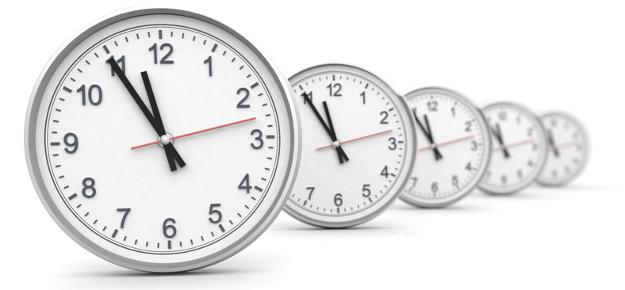 proces pozycjonowania wymaga czasu