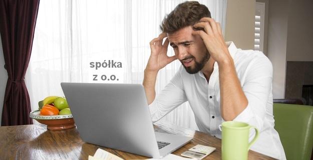 spółka z o o w biznesie online i offline