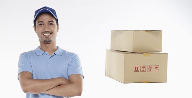 jak zamówić kuriera po odbiór przesyłki do domu