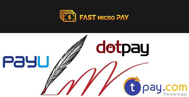 historia powstania wtyczki fast micro pay do płatności wordpress
