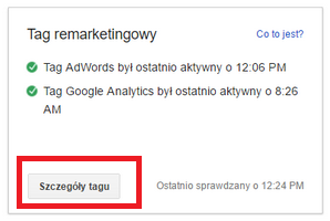 tag remarketingowy