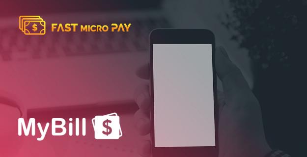 płatności mybill i wtyczka fast micro pay