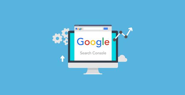 przewodnik google search console
