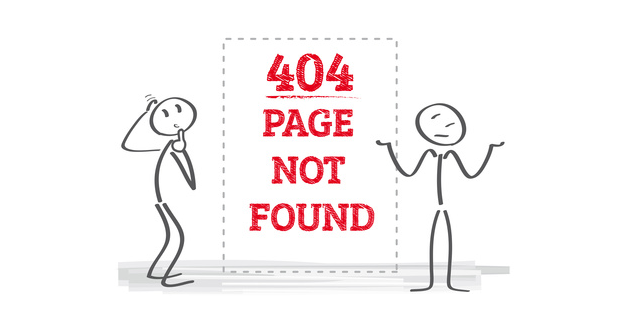 strona 404 not found