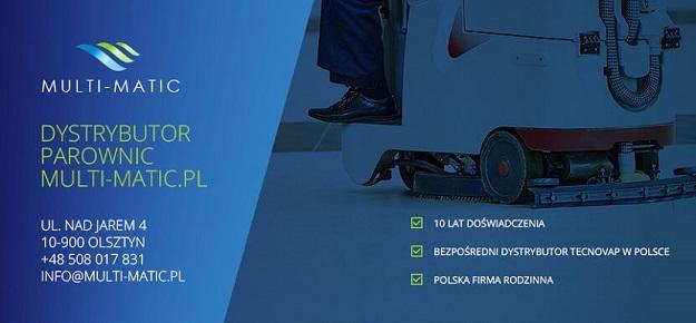 multi-matic.pl urządzenia czyszczące