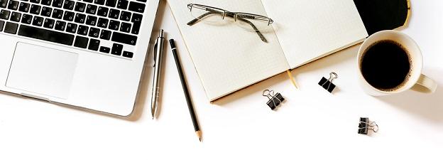 biuro minimalistyczny styl