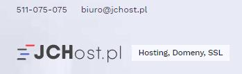 serwer stron internetowych jchost
