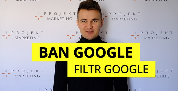 ban google a filtr google