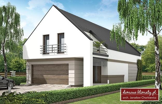 Projekt domu Eskulap
