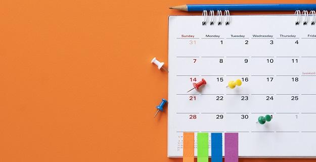 Trzy kalendarze, dzięki którym twoje życie stanie się prostsze